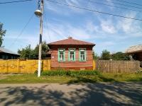 Elabuga, Kazanskaya st, house 51. Private house