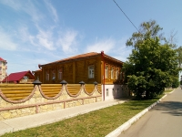 Elabuga, 博物馆 Литературный музей М.И. Цветаевой, Kazanskaya st, 房屋 61