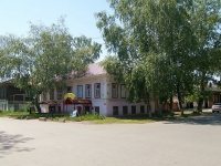 Elabuga, Kazanskaya st, house 62. multi-purpose building