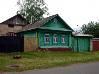 Elabuga, Kazanskaya st, house 74. Private house