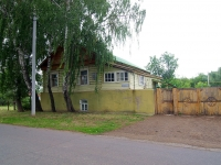 Elabuga, Kazanskaya st, house 76. Private house