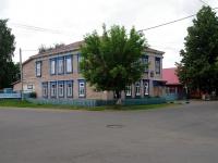 Elabuga, 幼儿园 №3, Теремок, Kazanskaya st, 房屋 92