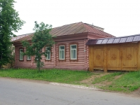 Elabuga, Kazanskaya st, house 96. Private house