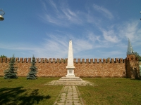 Elabuga, 纪念碑 В.И. ЛенинуKazanskaya st, 纪念碑 В.И. Ленину