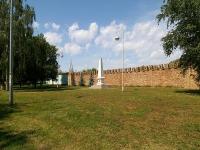 Elabuga, monument В.И. ЛенинуKazanskaya st, monument В.И. Ленину