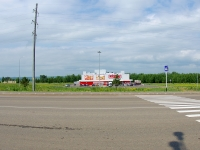 """Elabuga, hypermarket """"Магнит"""", Okruzhnoe rd, house 10"""