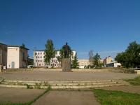 Елабуга, памятник В.И. Ленинуплощадь Ленина, памятник В.И. Ленину