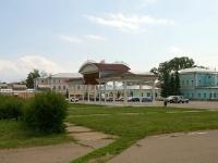 Elabuga, square ЛенинаLenin square, square Ленина