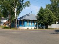 Елабуга, улица Московская, дом 65. индивидуальный дом