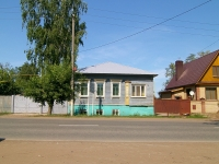 Elabuga, Moskovskaya st, house 67. Private house