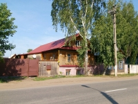 Elabuga, Moskovskaya st, house 75. Private house