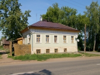 Elabuga, Moskovskaya st, house 89. Private house