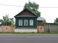 Elabuga, Private house  , Moskovskaya st, house 96