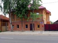 Elabuga, Apartment house  , Moskovskaya st, house 100
