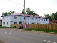 Елабуга, многоквартирный дом  , улица Московская, дом 107