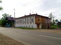 Elabuga, 公寓楼  , Moskovskaya st, 房屋 113