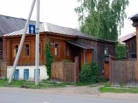 Elabuga, Moskovskaya st, house 125. Private house