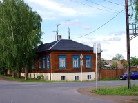 Elabuga, Moskovskaya st, house 129. Private house