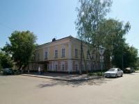 Елабуга, улица Тугарова, дом 6. гимназия №2