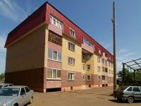 Elabuga, Tugarov st, 房屋 8А. 公寓楼