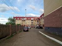 Елабуга, улица Тугарова, дом 8А. многоквартирный дом
