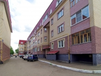 Elabuga, Tugarov st, house 8. Apartment house