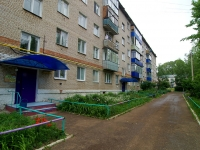 Elabuga, Tugarov st, house 24. Apartment house