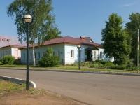 Елабуга, улица Городищенская, дом 1 с.1. жилищно-комунальная контора