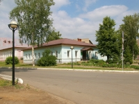 Elabuga, Gorodishchenskaya st, house 1 с.1. housing service