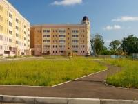 Елабуга, улица Городищенская, дом 4. многоквартирный дом