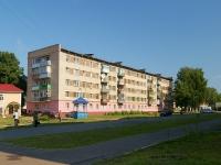 Елабуга, улица Городищенская, дом 7. многоквартирный дом