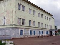 Елабуга, университет КФУ, Казанский Федеральный университет, улица Азина, дом 98