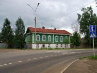 Elabuga, st Gabdulla Tukay, house 25. Private house