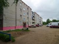 Елабуга, улица Габдуллы Тукая, дом 41А. многоквартирный дом