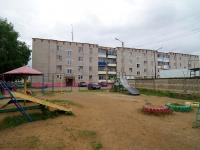 Elabuga, Gabdulla Tukay st, house 41А. Apartment house