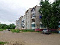 Elabuga, st Gabdulla Tukay, house 41А. Apartment house