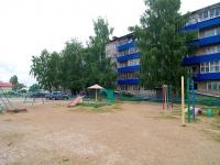Elabuga, Gabdulla Tukay st, house 41. Apartment house