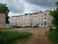 Elabuga, Karyernaya st, house 44. Apartment house