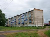 Elabuga, st Karyernaya, house 44. Apartment house