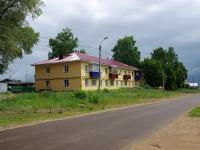 Elabuga, st Karyernaya, house 47. Apartment house