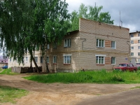 Elabuga, Karyernaya st, house 48. Apartment house
