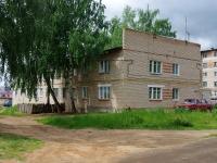 Elabuga, st Karyernaya, house 48. Apartment house