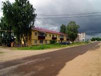 Elabuga, st Karyernaya, house 50. Apartment house