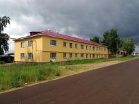 Elabuga, st Karyernaya, house 52. Apartment house