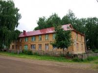 Елабуга, улица Первомайская, дом 40. многоквартирный дом