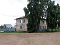 Elabuga, Pervomayskaya st, house 48. Apartment house