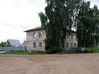 Елабуга, улица Первомайская, дом 48. многоквартирный дом