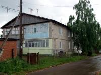 Elabuga, Sverdlov st, house 93Б. Apartment house