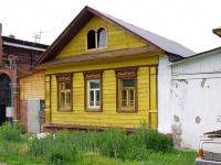 Елабуга, Тойминский переулок, дом 2. индивидуальный дом