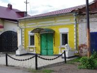 Елабуга, Тойминский переулок, дом 4. индивидуальный дом